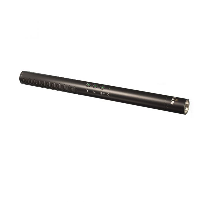 Rode NTG4+ Shotgun Condenser Microphone