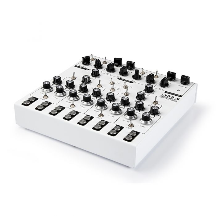 Soma Laboratory Lyra-8 Analogue Performance Drone Synthesizer (White)