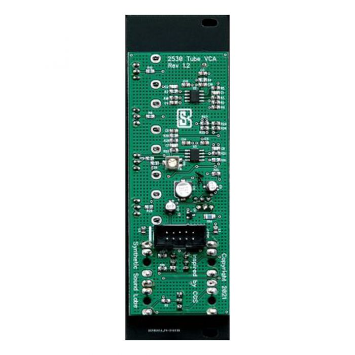Synthetic Sound LabsTube VCA/Timbral Gate Eurorack Module (2530)