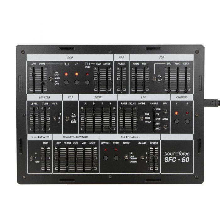SoundForce SFC-60 V2 USB MIDI Controller (TAL-U-NO-LX Juno)