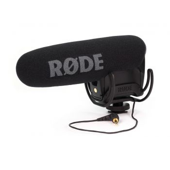 Rode Videomic Pro DSLR Camera Mic w/Rycote Shockmount