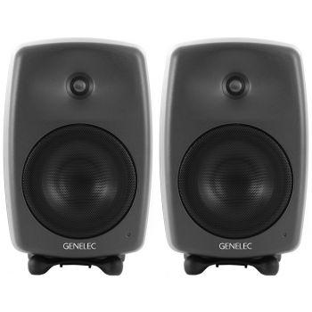 Genelec 8040B Active Studio Monitors (pair) (B-Stock)
