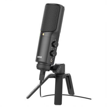 Rode NT-USB Studio Condenser Mic w/ USB Audio Recording