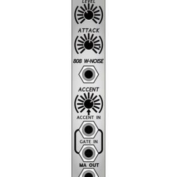 TipTop Audio MA808 Maraca Eurorack Drum Module