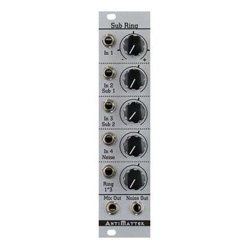Antimatter Audio Sub Ring Eurorack Utility Module