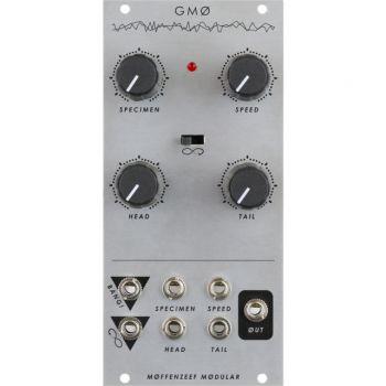 Moffenzeef GMO Eurorack Lo-Fi Drum Synth Module
