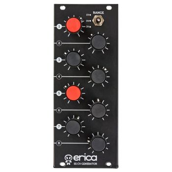 Erica Synths Sequential Switch Eurorack CV Expander Module