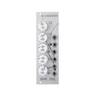 Rebel Technology Klasmata Eurorack Clock Module