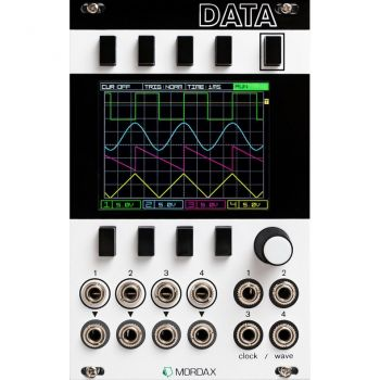 Mordax Systems DATA Eurorack Function Module (White)