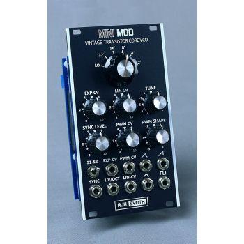 AJH Synth MiniMod VCO Eurorack Module (Vintage Black)