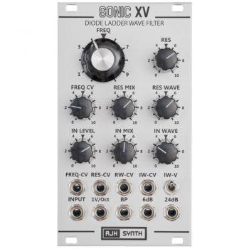 AJH Synth Sonic XV Eurorack Filter Module (Silver)