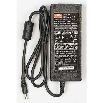 Intellijel AC/DC Power Adaptor - Meanwell 90W (Eurorack)