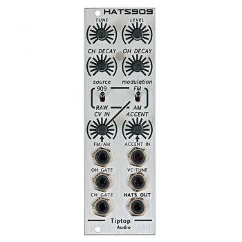TipTop Audio HATS909 Hi Hat Eurorack Drum Module