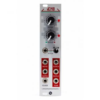 Hexinverter Electronique VCNO Eurorack Noise Oscillator Module