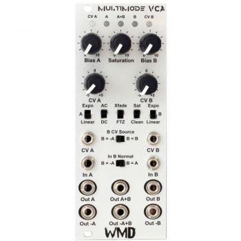WMD Multimode VCA Eurorack Module