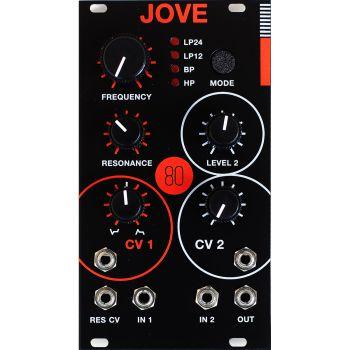 System80 JOVE Eurorack Filter Module (Jupiter 6)