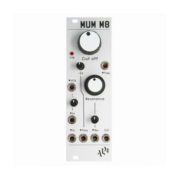 ALM Busy Circuits MUM M8 Eurorack Filter Module