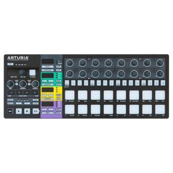 Arturia Beatstep Pro USB Pad Controller & Sequencer (Black)