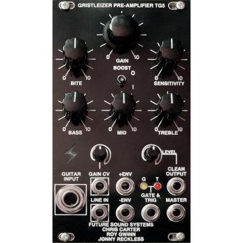 Future Sound Systems TG5 Gristleizer Eurorack Pre-Amp Module