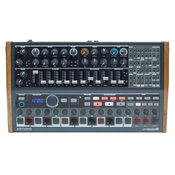Arturia MiniBrute 2S Semi-Modular Analogue Synth