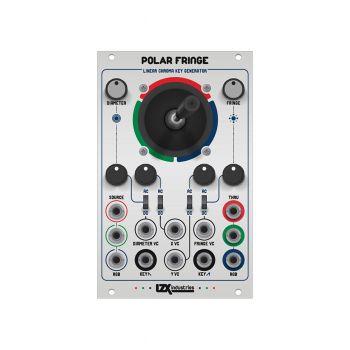 LZX Industries Polar Fringe Eurorack Video Module