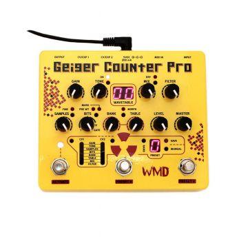 WMD Geiger Counter Pro 8 Bit Overdrive Effects Processor