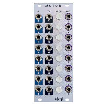 Steady State Fate Muton Eurorack 8ch VCA Module