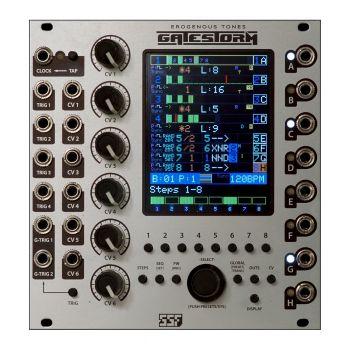 Steady State Fate Gatestorm Eurorack Sequencer Module