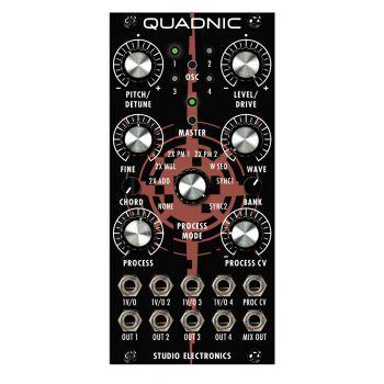 Studio Electronics Quadnic Eurorack Oscillator Module