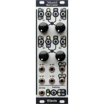 Klavis Mixwitch Eurorack Mixer & Switcher Module