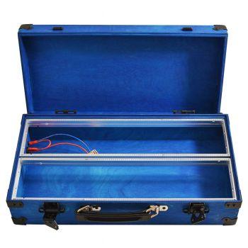 Lamond Design Eurorack Case (6U - 104hp - Blue)
