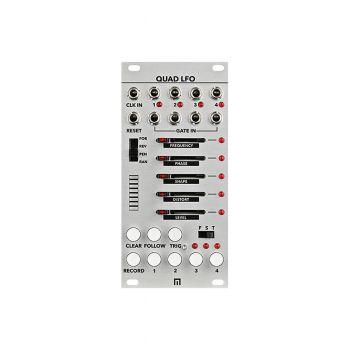 Malekko Quad LFO Eurorack Module