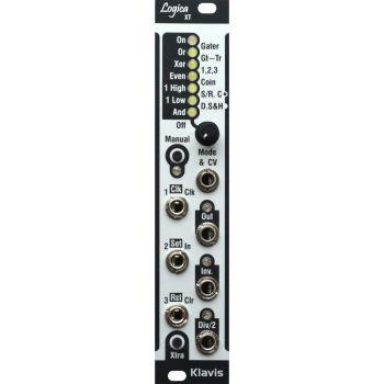 Klavis Logica XT Eurorack CV & Clock Logic Module