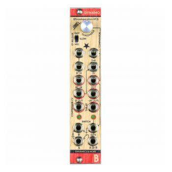 Bastl Instruments Dynamo Eurorack Utility Module (Wood)