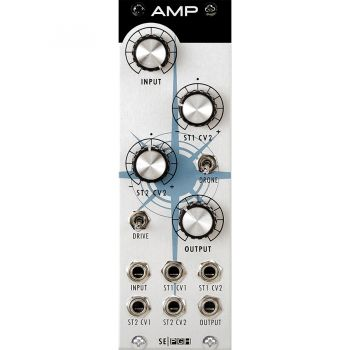 Studio Electronics Amp Eurroack VCA Module - Front