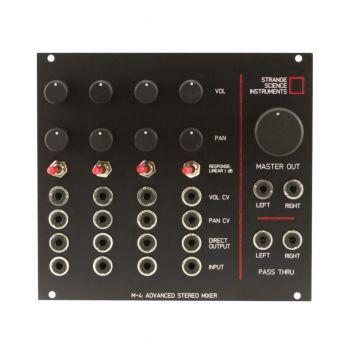 Strange Science Instruments M4 Stereo Mixer Eurorack Module