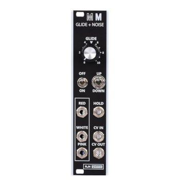 AJH Synth MiniMod Glide & Noise MK2 Eurorack Module (Black)