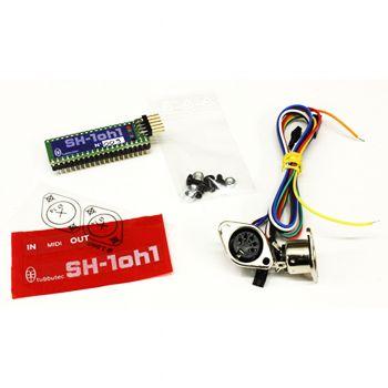 Tubbutec SH-1OH1 MIDI & System Upgrade Kit