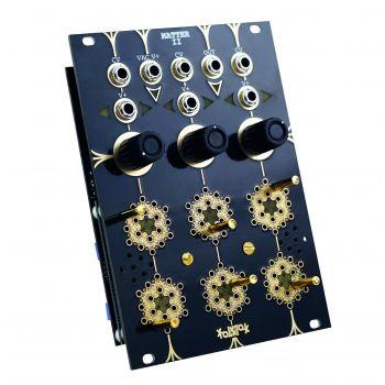 Folktek Modular Matter II Eurorack Drum Module (Gold)