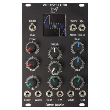 Dove Audio WTF Eurorack Oscillator Module