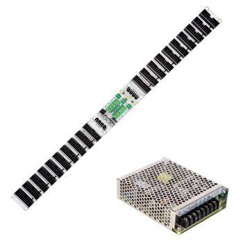 Nano Modules Eurorack Power Supply & 1 x Bus Board (DIY)