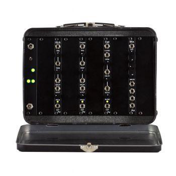 2hp  Lunchbox Drum Machine Eurorack Modular System