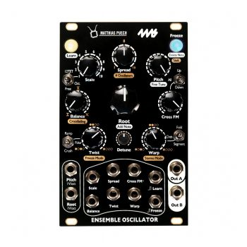 4ms Ensemble Oscillator Eurorack Module