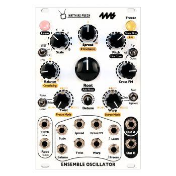 4ms Ensemble Oscillator Eurorack Module (White)