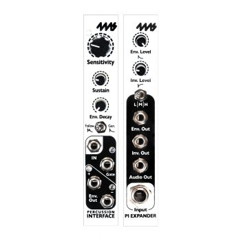 4ms Percussion Interface Eurorack Module (w/ Expander)