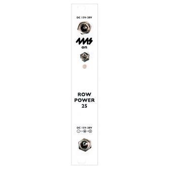 4ms ROW Power 25 Eurorack Power Module (1400mA)