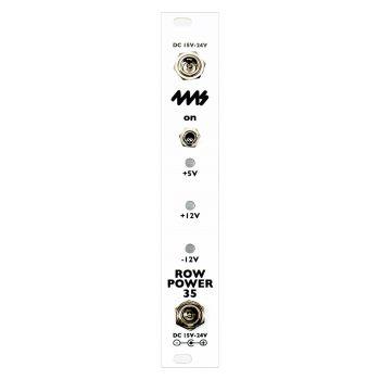 4ms Row Power 35 Eurorack Power Module (1400mA)