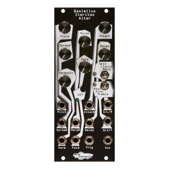 Noise Engineering Basimilus Iteritas Alter Eurorack Drum Module (Black)