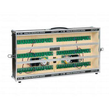 Doepfer A-100 PMS9 Eurorack Powered Case (9U - 168hp)