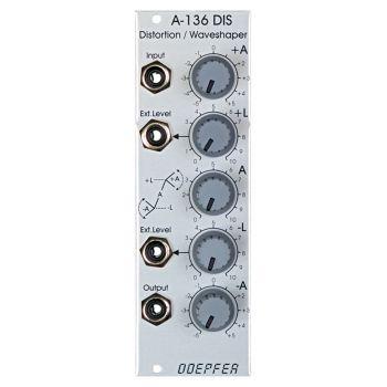 Doepfer A-136 Distortion/Waveshaper Eurorack Module